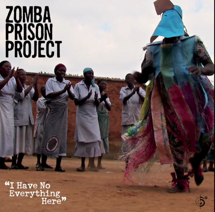ZOMBA PRISON PROJECT GETS NOMINATED FOR A 2016 GRAMMY IN THE WORLD MUSIC FIELD