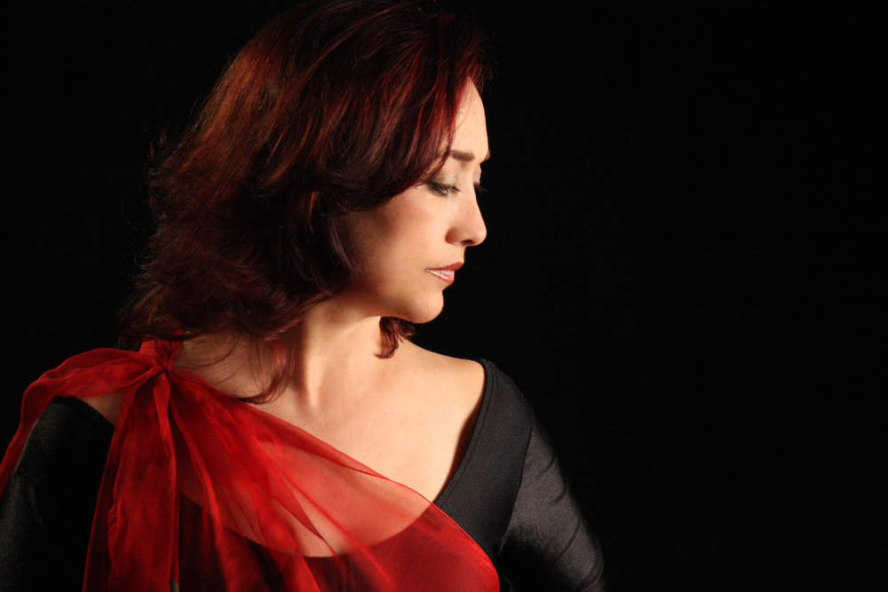"MAMAK KHADEM'S LOVELY NEW RECORDING ""THE ROAD"" CONTINUES HER QUEST FOR NEW COLLABORATIONS."