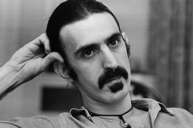 EAT THAT QUESTION – FRANK ZAPPA IN HIS OWN WORDS IS A FASCINATING INTIMATE LOOK INTO THE ICONOCLAST'S WORLD
