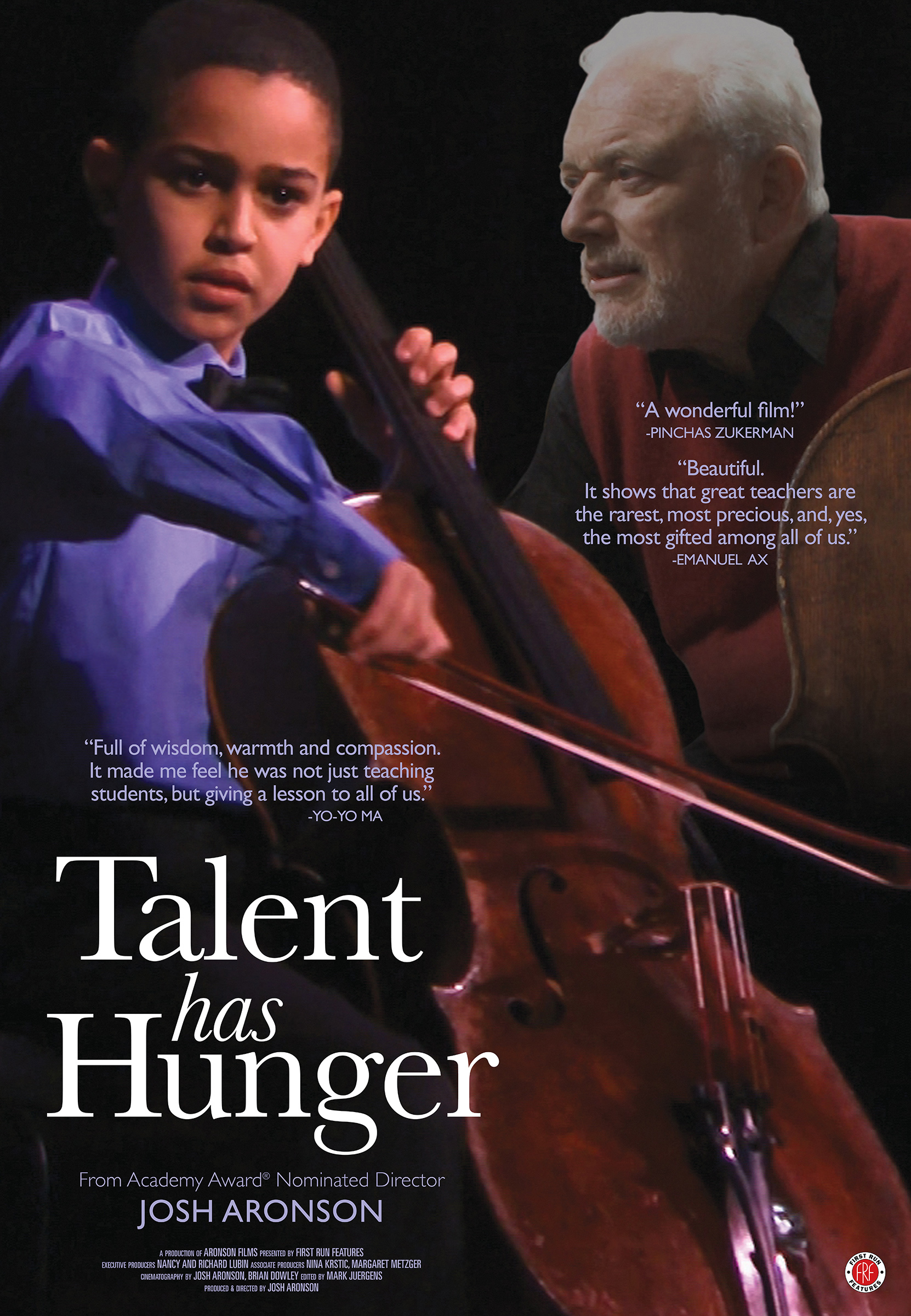 TALENT HAS HUNGER FILM REVIEW - World On A Note