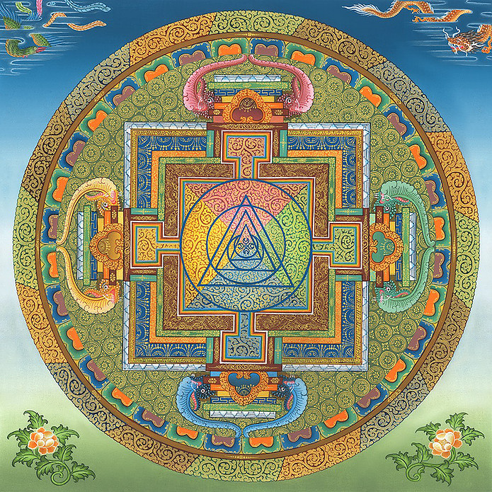 WHITE SUN'S SECOND ALBUM EFFECTIVELY COMBINES ANCIENT  HEALING YOGIC MANTRAS WITH WORLD MUSIC