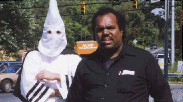 ACCIDENTAL COURTESY, MUSICIAN DARYL DAVIS AND HIS QUEST TO CHANGE THE FACE OF WHITE SUPREMACIST AMERICA