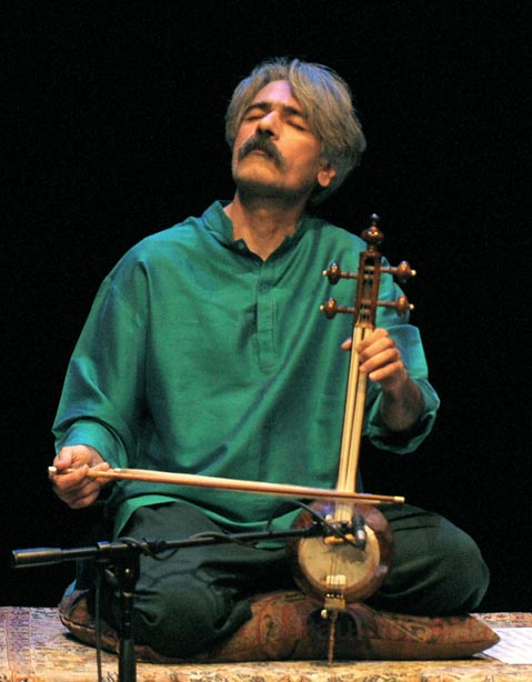 Kayhan Kalhor & Brooklyn Rider Wednesday, February 16, 2011 @ 8:00 PM, Campbell Hall